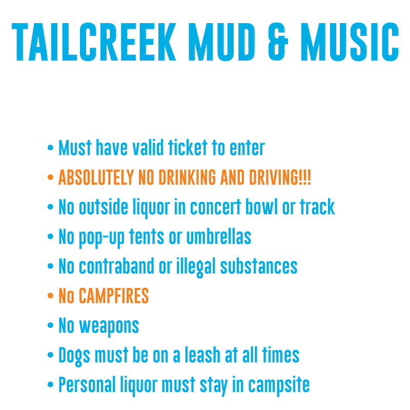Tail creek rules 1